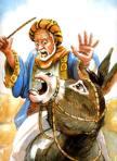 Balaam & Donkey Speak[1]