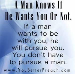 pursue you