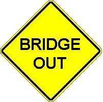 bridge-out-sign