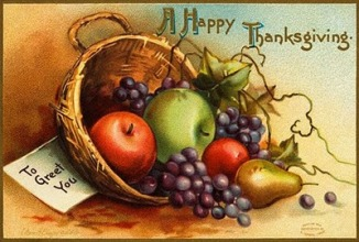 thanksgiving card 2009